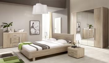 b328cdb9dbe19 Nábytok do spálne Volinois RM - Nábytok Poprad