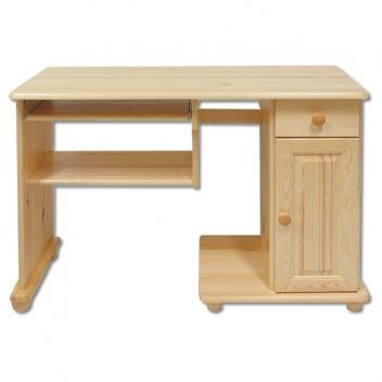 15068e69f1cff Praktický masívny písací stôl Helmi z borovice - Nábytok Poprad