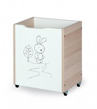 9b3a4da6d Úložný box Dotie pre deti - Nábytok Poprad