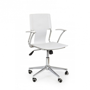 a098199ecae0 Biela kancelárska stolička Levia 1 - Nábytok Poprad