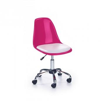 f8074df9644e Ružová detská stolička Salie 3 - Nábytok Poprad